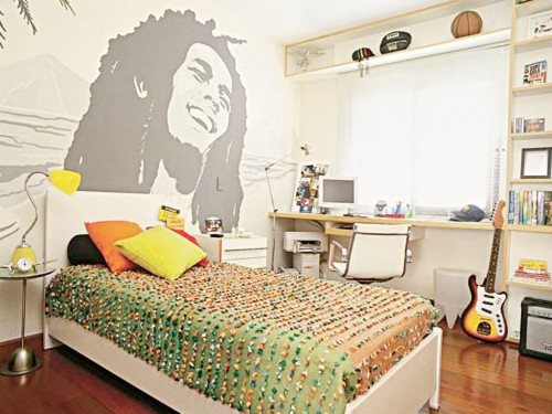 Dreams and wishes stylish teen boy bedrooms - Cool teen boy rooms ...