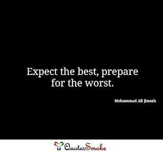 Wisdom Quote by Mohammad Ali Jinnah