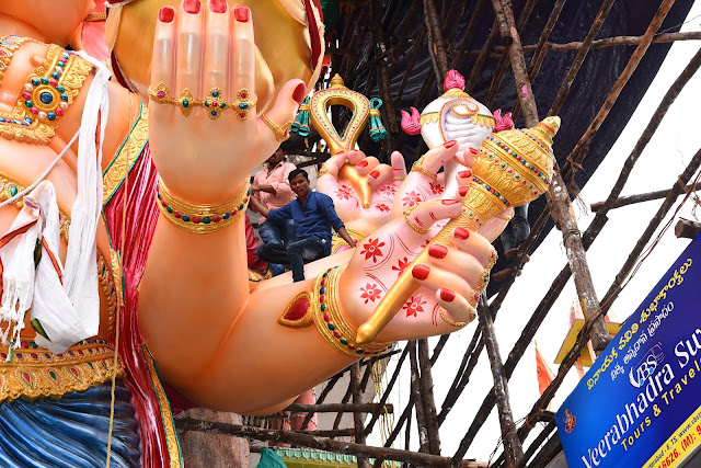 Khairatabad Ganesh 2017 FULL HD Photo Gallery