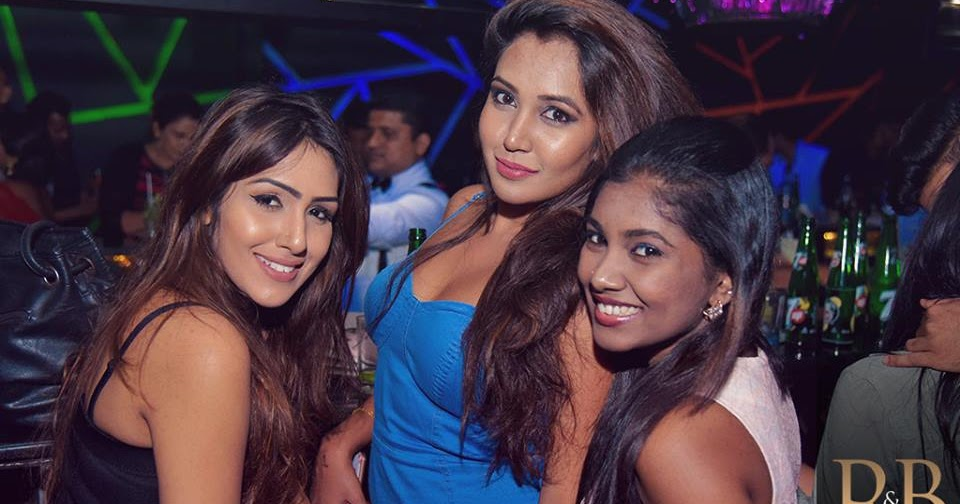 Clubs Sri Girls Night Lanka Colombo-3185