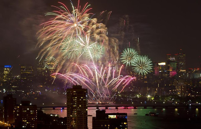 4th Of July 2017 Parades & Celebration Fireworks Events Games & Festival In Boston