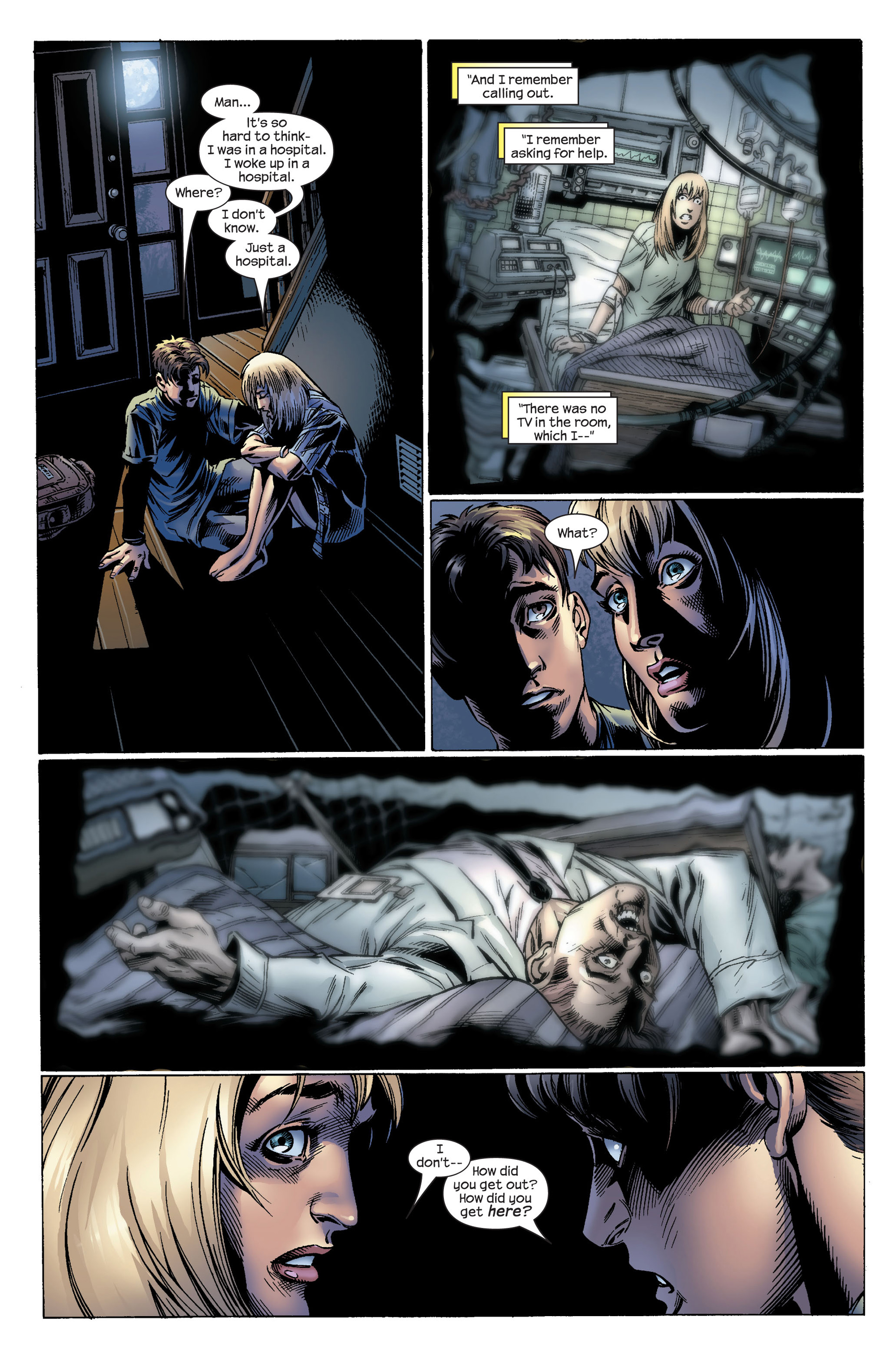 Read online Ultimate Spider-Man (2000) comic -  Issue #99 - 10