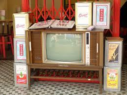 cara membuat rak tv minimalis sendiri