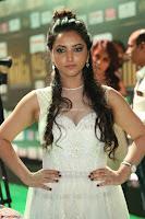 Meghana Gaur in a Deep Neck Sleeveless White Gown at IIFA Utsavam Awards 012.JPG