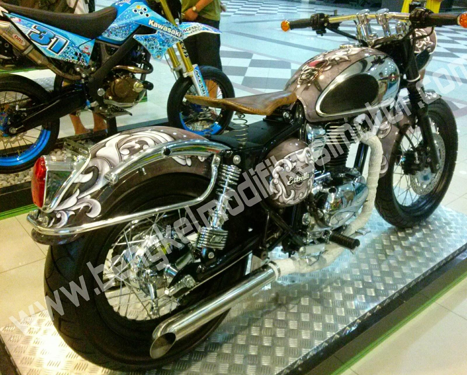 ide  bengkel modifikasi motor roda tiga surabaya