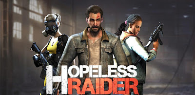 Hopeless Raider-Zombie Shooting Games MOD APK for Android