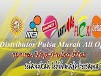 Top Pulsa - Agen Pulsa Elektrik All Operator Paling Murah