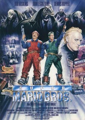 Super Mario Bros. Poster