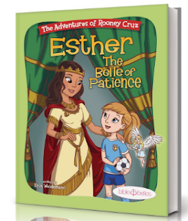 bible belles esther book cover