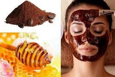 Tips Menghaluskan Kulit Wajah Dengan Masker Madu Dan Kopi