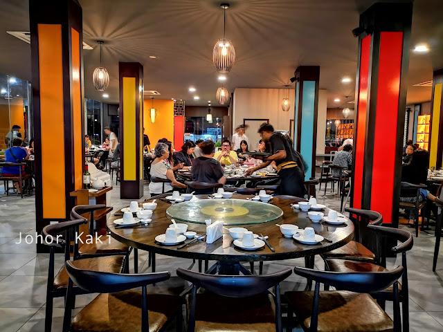 Modern Chinese Cuisine @ KS Treasures in Taman Sentosa in Johor Bahru 美乐轩