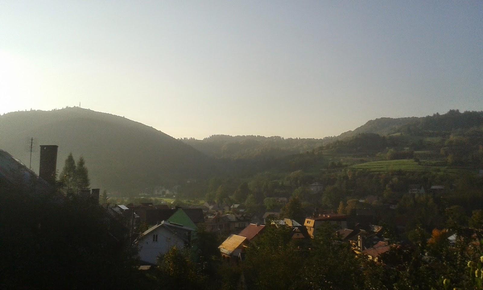 Góra Jarmuta w Szczawnicy