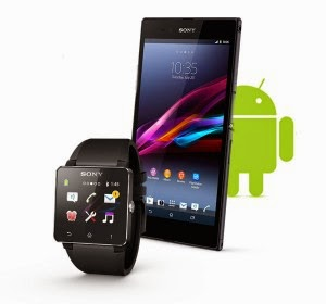Cara Menggunakan SmartWatch di Handpone Android