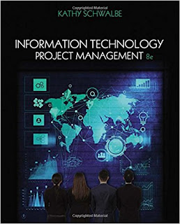 Information Technology Project Management 8th edition by Schwalbe