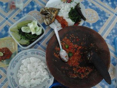 Kuliner murah meriah di Banyuwangi