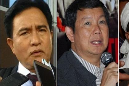 Pamor Prabowo Meredup Di Tangan Yusril, Rizieq Dan Hashim