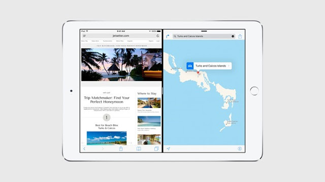 iOS 9 para iPad tem sistema multi-janelas