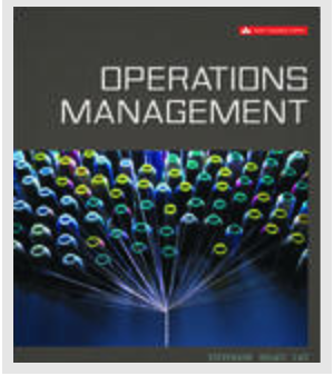 Test Bank for Operations Management, 6th Canadian Edition by