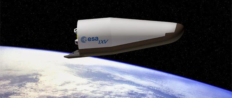 ESA IXV teste