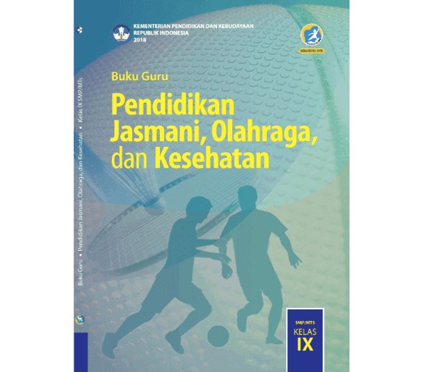 Buku Guru PJOK SMP MTs Kelas 9 K13 Revisi 2018