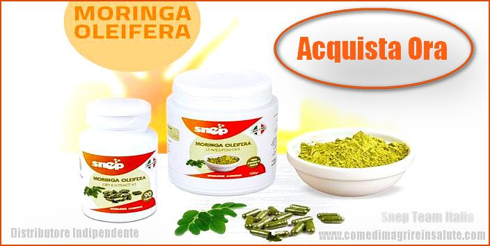 Moringa Oleifera Snep