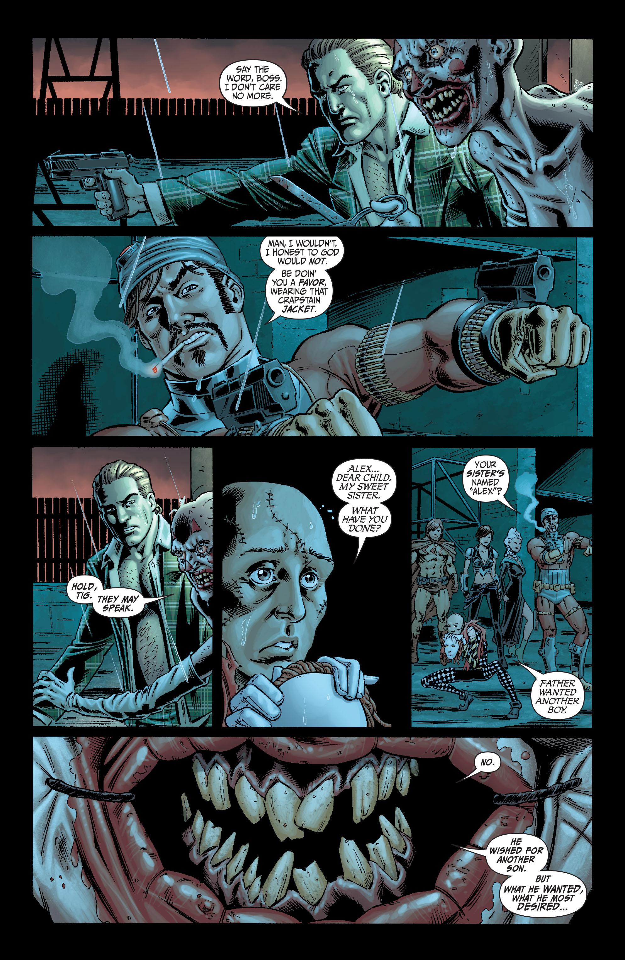 Read online Secret Six (2008) comic -  Issue #6 - 5
