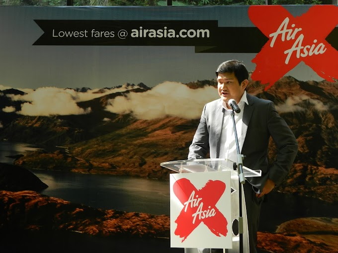 Beli tiket flight ke New Zealand dengan AirAsia X !