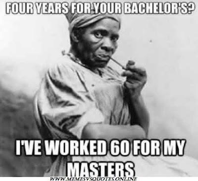 My masters