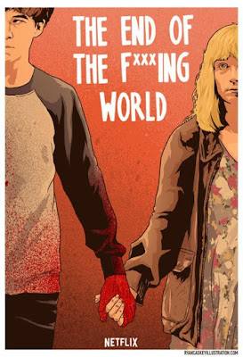 The End Of The F***king World Oyuncuları