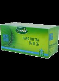 Jual Jiang Zhi Tea Asli : Teh Hijau Penurun Lemak Tiens