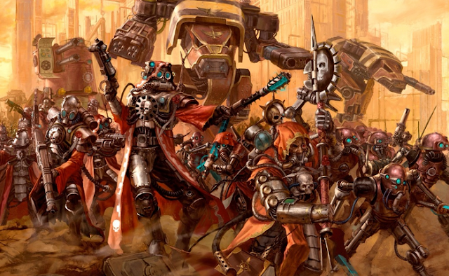 A Lord of War for Cult Mechanicus or Not