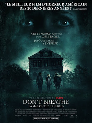 Don't Breathe - La Maison de la Terreur de Fede Alvarez
