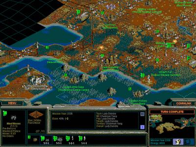 Sid Meier's Alpha Centauri PC Game Free Download