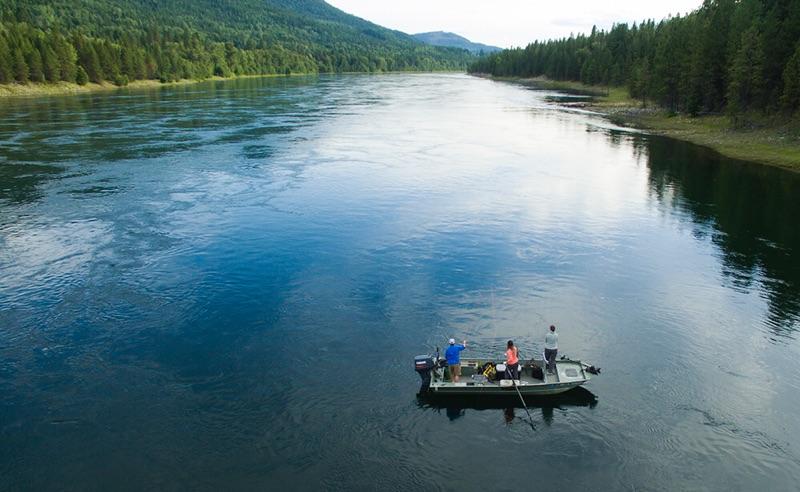 Yakima klickitat upper columbia report 9 24 16 the for Klickitat river fishing report