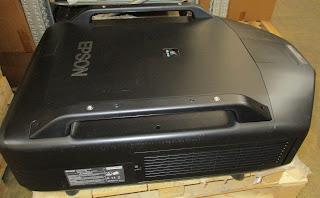 noleggio videoproiettore epson