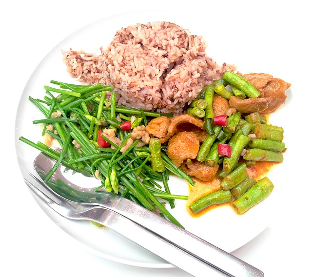 Light Tuna Featuring Brown Rice