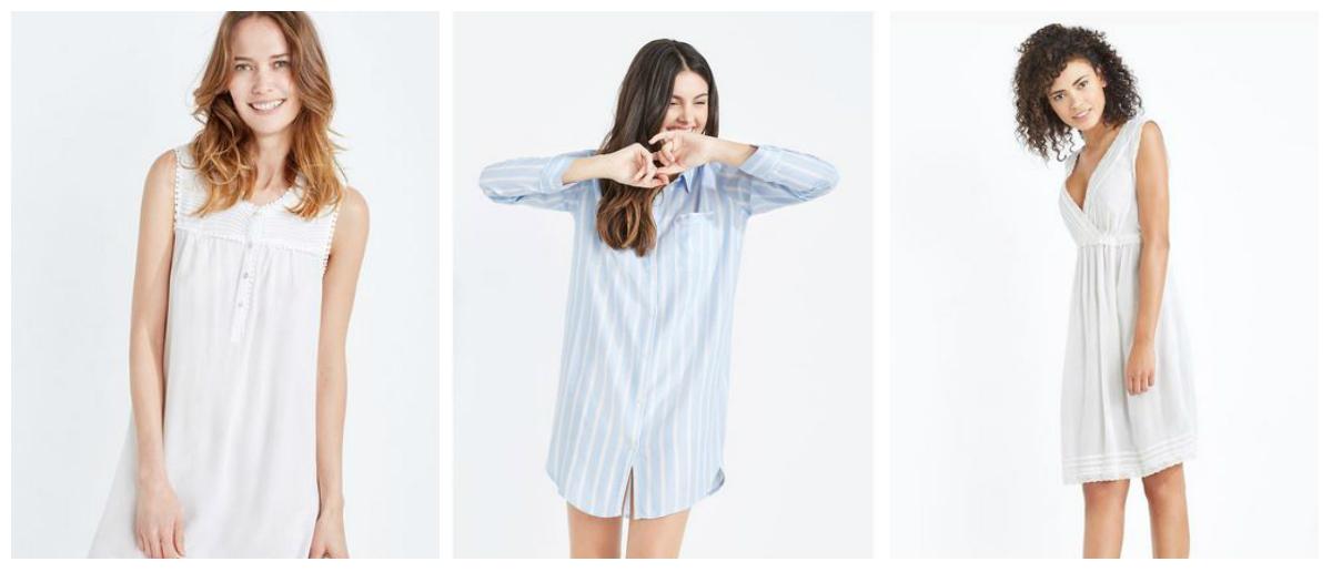 f63d00faa Três camisas de dormir (ou aquilo que for mais confortável para vocês