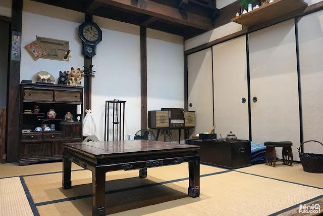 博多町家ふるさと館、福岡
