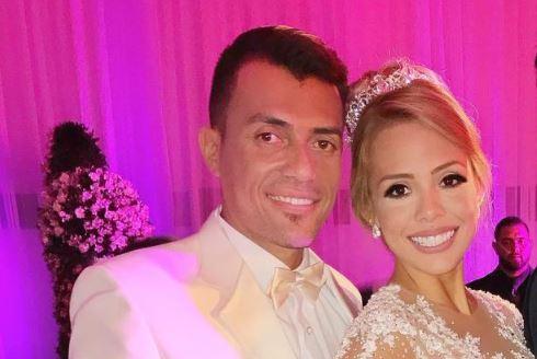 Juan Arango se casó con una modelo, pero de puro amor!