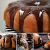 Receta de pastel con chocolate