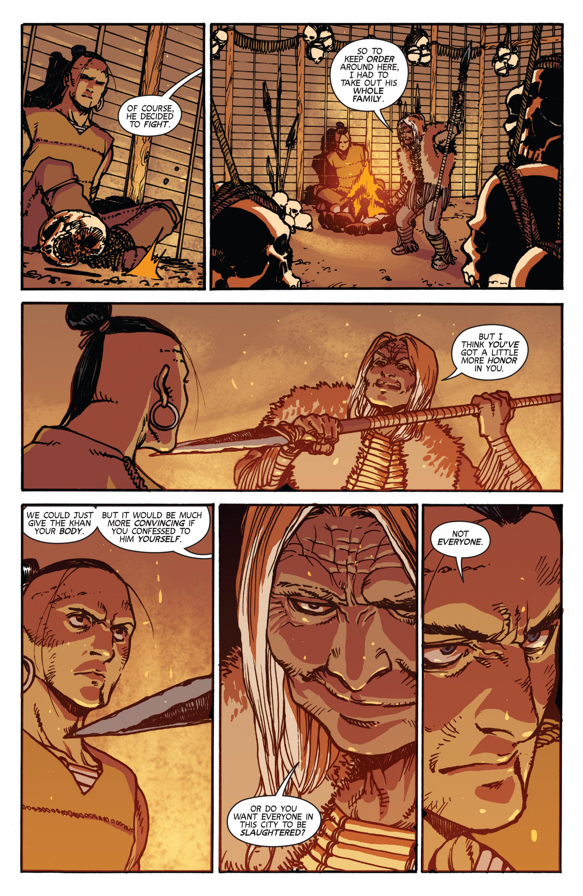 Read online Turok: Dinosaur Hunter (2014) comic -  Issue # _TPB 2 - 73