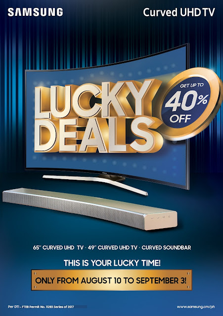 Samsung Lucky Deals Promo