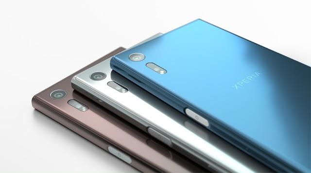 Les Sony Xperia XZ et Xperia X Compact !