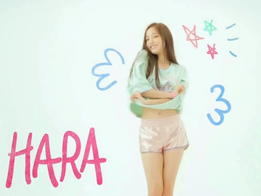 Critical Kpop: The Relationships of Goo Hara: A Look at the Fourth Episode of 'Hara On & Off'