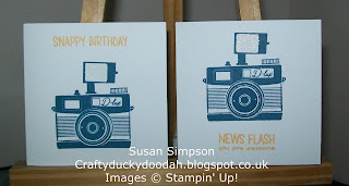 Stampin' Up! Susan Simpson Independent Stampin' Up! Demonstrator, Craftyduckydoodah!, Pun Intended, 2016 - 2017 In Colours,