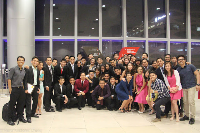 FSRM Team in SGV's 69th Anniversary Party