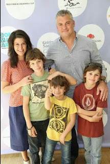 Shane McMahon And Wife And Family JPG