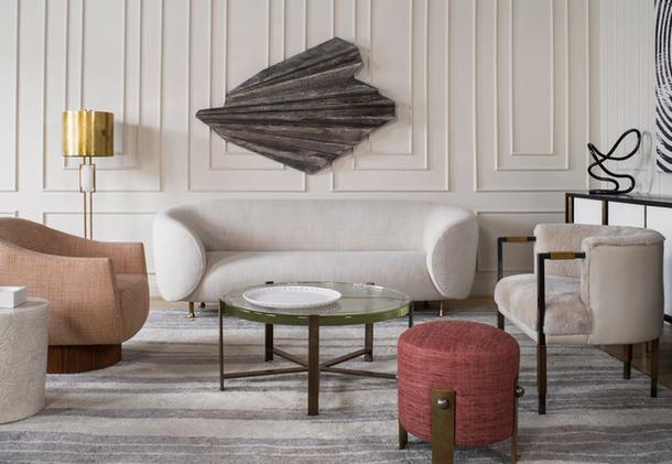 Новости дизайна. Новая коллекция мебели и аксессуаров от дизайнера Келли Уирстлер