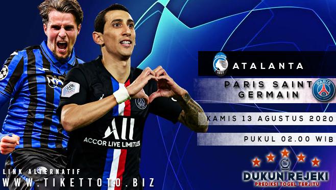 Prediksi Bola Atalanta vs Paris Saint Germain Kamis 13 Agustus 2020