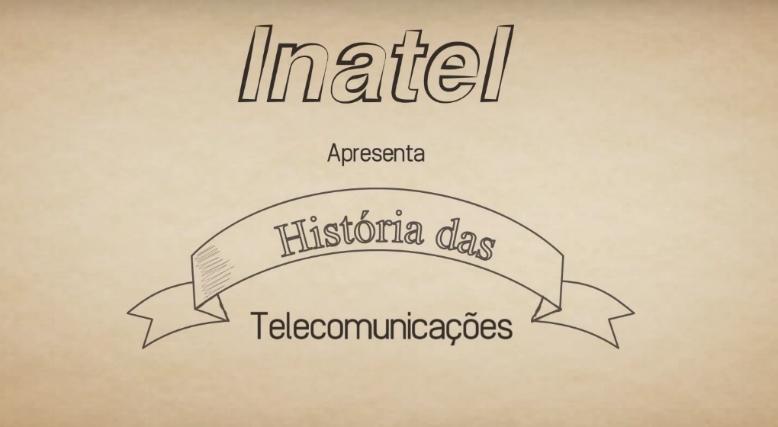 A História das Telecomunicações em 6 minutos.